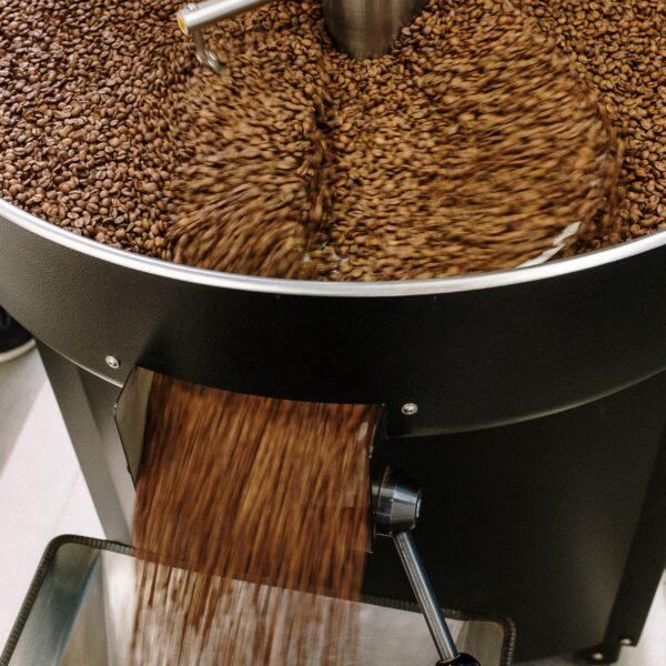 koffie roosteren